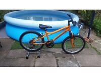 "Ridgeback Mx20 Boys Mountain Bike 20"" Wheel Alloy Frame GOOD CONDITION"