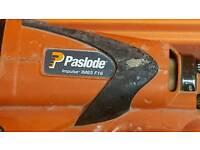 Paslode second fix gun