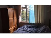 big double room available in edmonton... close to the station...