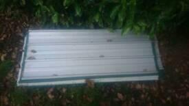 Yardmaster metal shed sheets