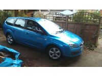 Ford Focus Estate 1.8 TDCI 2 owners