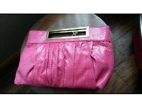 Riverisland Pink handbag - brand new