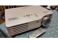 Panasonic PT-AX100E Projector