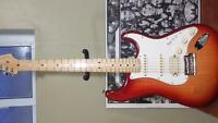 mint condition 2014 American standard stratocaster