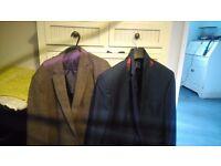 Burton Blazer and F&F Tweed Blazer