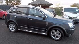 2008 Vauxhall Antara 2.0 DTi S 4wd with 102000miles, one owner from new, MOT Feb 17