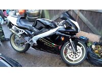 2007 Black & Gold Cagiva Mito 125 Evolution - Rare - Upgraded - Top Spec - Mint Condition