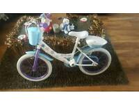 Disney Frozen Bike - To Be Collected