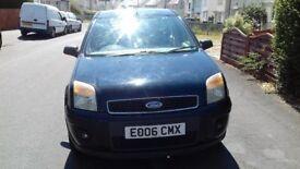 2006 ford fusion 11 months mot new cam belt & water pump