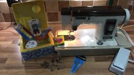 Sewing machine new home 960