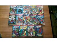 Collection of Marvel Pocket Books