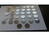 50p coins for sale
