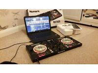 Numark mixtrack pro 3 DJ Controller with Serato DJ Intro