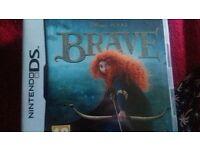 Disney Brave DS Game