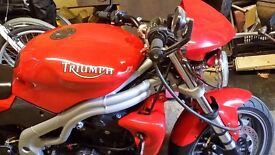 Triumph Speed Triple 2004 955I