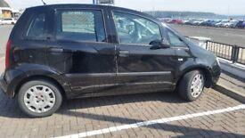 Fiat Idea - 2011 - 1.3 Multijet Diesel - Black - LHD Left Hand Drive