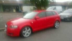 Audi a3 diesel automatic 2006 reg