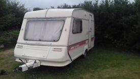 2 Berth Caravan Abbey Lincoln