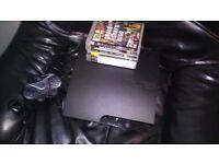 Slim playstation 3 bundle 300gb