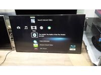 """Panasonic 42"""" Full HD 1080p LED TV With Freeview HD £180"""
