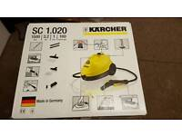 Karcher steamer sc1.020 new sealed for kitchen , patio and more 1500 watts