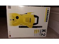 Karcher K2 compact pressure washer for sale