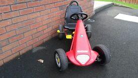 Child's Go Kart Kettcar