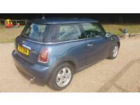 Mini Cooper D diesel 2010 mot cheap car Kent bargain fsh manual £20 tax