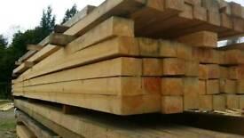4x3 Sawn Timber (100mm x 75mm) 4.8mtr Lengths