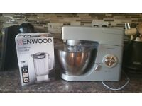 Kenwood KM330/350 Stand Mixer, 4.6 L, 800 W - Silver