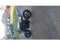 1989 GSXR 750 SLINGSHOT, DUCATI FRONT AND REAR, MAY PX OR SWAP