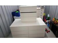 x4 drawers