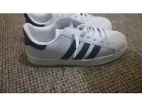 Adidas Originals Superstars Size UK 7