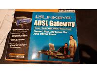 Linksys ADSL Gateway model BEFDSR41W