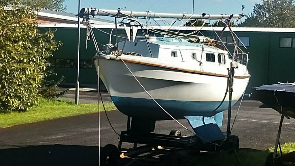 Westerly Pageant Sailing Cruiser   in Portaferry, County Down   Gumtree