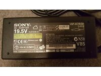 Sony Vaio Laptop Charger AC Adapter 19.5V VGP-AC19V24.
