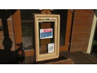 Genuine Velux window and Velux Flashing for slate