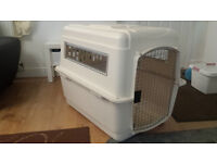 Carrier for large dogs.very good condtion