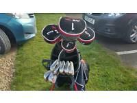 Ben Sayers M7 Fire full golf set