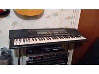 Yamaha PSR-38 Keyboard Swap for Guitar