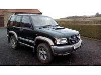 Isuzu Trooper Duty swb 3litre turbo diesel 2004