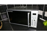 Microwave Oven Russell Hobbs £40