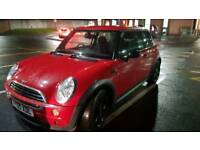 Mini cooper d 1.4 disel full service hitory imacolate condition
