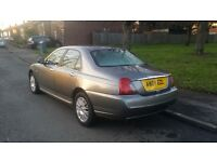 ROVER 75 CONNOISSEUR SE 1.8, AUTOMATIC, LOW MILEAGE