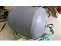 **Large mooring buoy**