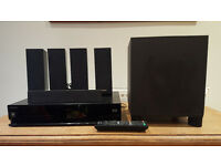 Sony HBD-E370 Bluray/DVD Disc Surround Sound System 3D Updatable with Atec 37 inch HD ready TV.