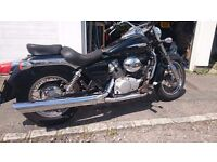 Honda Shadow 125cc