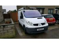 Renault trafic 2.0dci 2011