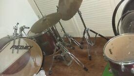 Percussion set Peavey