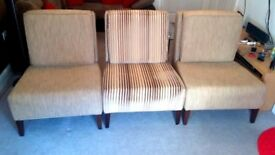 Highback Chair Jameson Seating - Hospitality Quality BARGAIN PRICE some tlc need